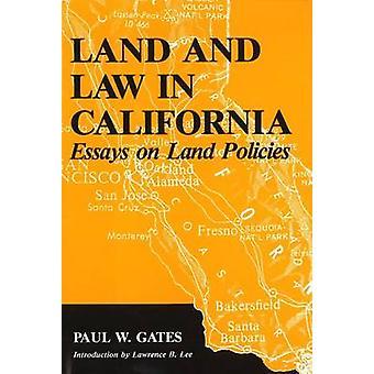 Mark och lag i Kalifornien av Paul Gates - 9781557532732 Book