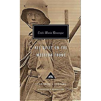 All Quiet on the Western Front by Erich Maria Remarque - 978184159386
