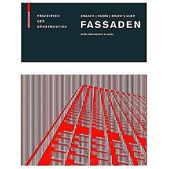 Fassaden - Prinzipien der Konstruktion by Ulrich Knaack - 978303821094