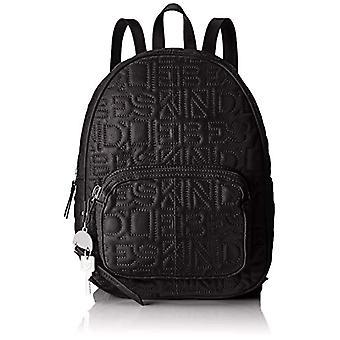 Urbackm Urban - Women's Backpacks - Black (Schwarz (Schwarz (Black))) - 13.0x26.0x34.0 cm (B x H T)