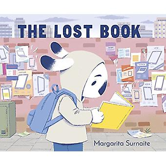 The Lost Book by Margarita Surnaite - 9781783446841 Book
