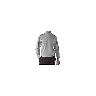 Pull Merinos Col Roulé homme