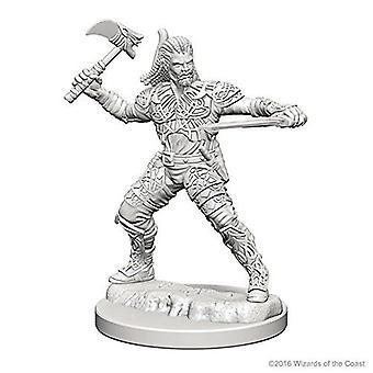 D&D Nolzur's Marvelous Unpainted Miniatures Human Male Ranger (Pack of 6)