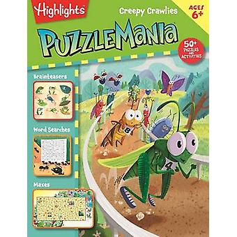 Creepy Crawlies by Highlights - 9781629797687 Book