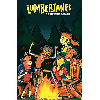 Lumberjanes - Campfire Songs by Shannon Watters - 9781684155675 Book