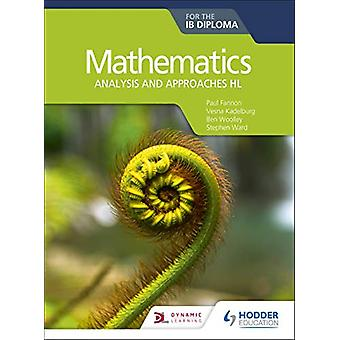 Mathematics for the IB Diploma - Analysis and approaches HL - Analysis