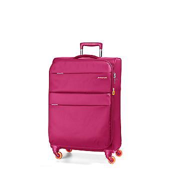 March15 Elle Handbagage Trolley S, 4 Wielen, 55 cm, 37 L, Roze