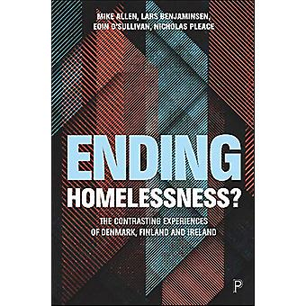 Ending Homelessness? - The Contrasting Experiences of Denmark - Finlan