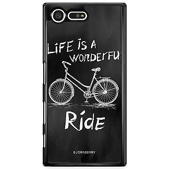 Bjornberry Shell Sony Xperia X Compact - Wonderful Ride