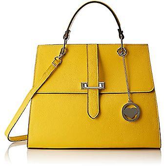 Chicca Bags Cbc7704tar Women's Hand Bag Yellow 10x29x35 cm (W x H x L)