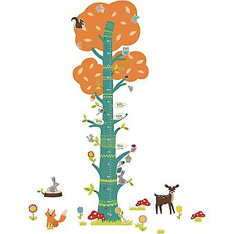 Fiesta Crafts Stickabouts Nature Height Chart