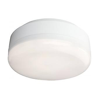 Mini Hydro Wall Lamp, White And Polycarbonate