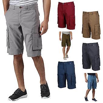 Regatta Herre Shorebay Coolweave bomuld multi-Pocket shorts