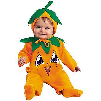Halloween Pumpkin Infant Costume