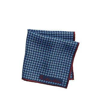 Brooks Brothers Men's Neat Print Pocket Square