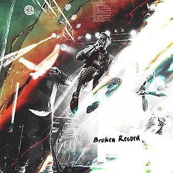 Broken Record [CD] USA import