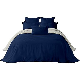 The Luxor Collection | Blue & Dove Grey Complete Bedding Set