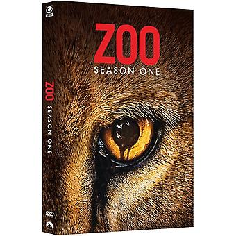 Zoo: The First Season [DVD] USA import