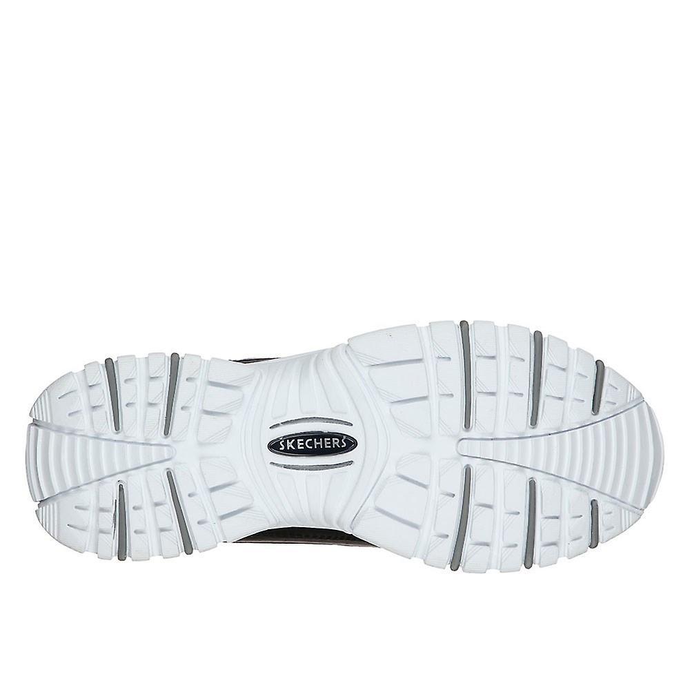 Skechers Energyretro Vision 13425BKW universal all year women shoes