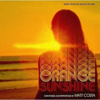 Matt Costa - Orange Sunshine [Vinyl] USA import