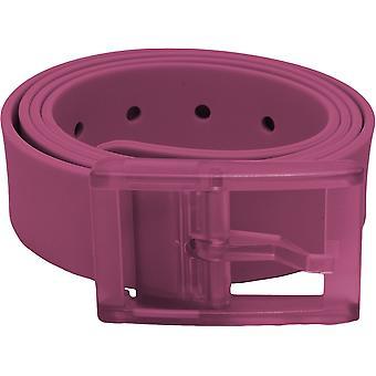 SiliBelt Silicone Unisex Belt Purple