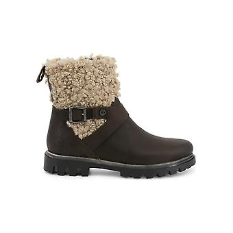 U.S. Polo Assn. - Shoes - Ankle boots - AVENE4072W9_LW1_BLK-GREY - Women - black,gray - EU 35