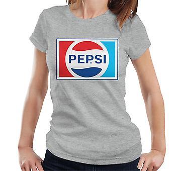 Pepsi 1973 retro logo naisten T-paita
