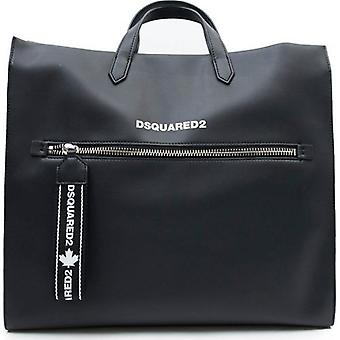 Dsquared2 Large Logo Shopper Bag