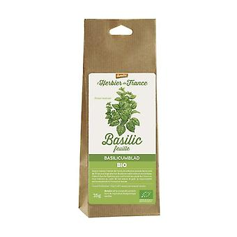 Foglie di basilico 35 g