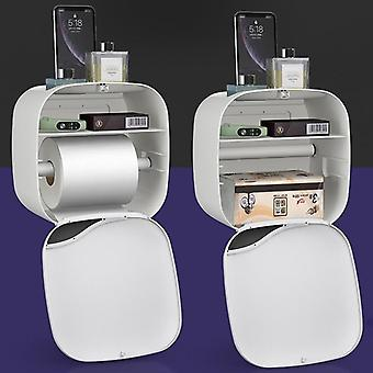 Vízálló fali mount WC-papír tartó - WC-papír tálca roll szövet cső