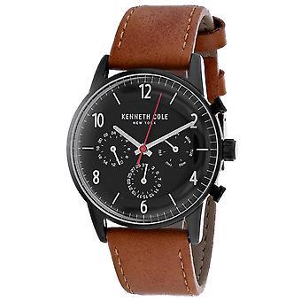 175, Kenneth Cole Men & kc50953003 Quartz Brown Watch