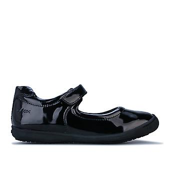 Girl's Geox Infant Gioia Patent Shoe in Black