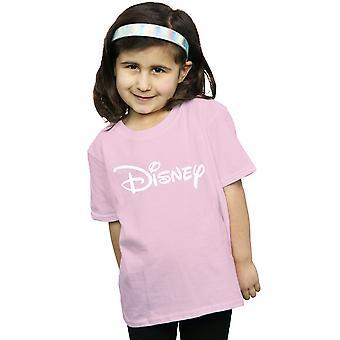 Disney Girls Classic Logo T-Shirt