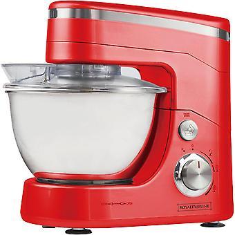 Machine de cuisine, 1400W - Rouge