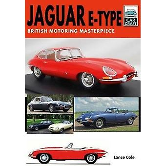 Jaguar EType by Lance Cole
