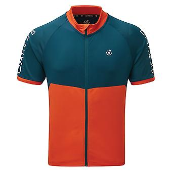 Dare 2B Hommes Précis II Full Zip Cycling Jersey