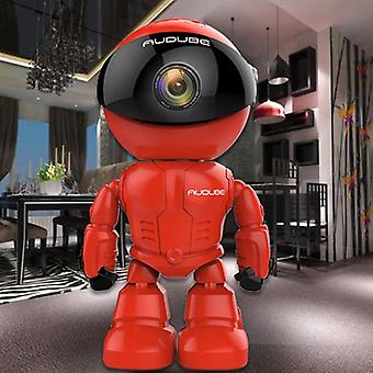 Wireles-robot Wifi 1.0mp Camera Ip/p2p Cctv-cam Baby-monitor Surveillance Hd H.264130mp Lens Ir Night-vision For Android/ios
