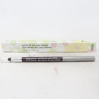 Clinique Quickliner dla oczu intensywne 0.01oz/3g Nowy z pudełkiem