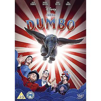 Dumbo (2019) DVD