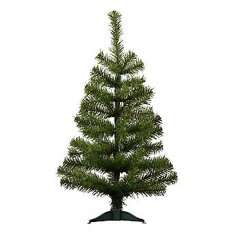 2ft (60cm) Artificial Pine Christmas Tree With Stand