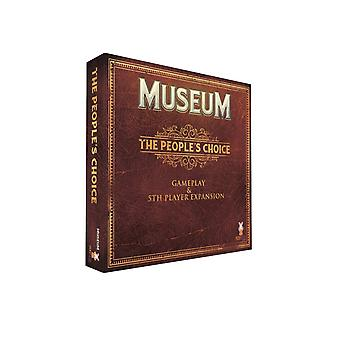 Museum Board Game - The Peoples Choice Expansion Pack