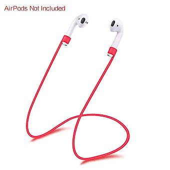55cm Earphone Strap For Airpods Tws Anti Lost Strap Silicone String Rope For Bluetooth Silicone Cable Cord