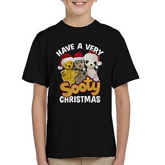 Noke joulu on erittäin noe joulu kid's t-paita