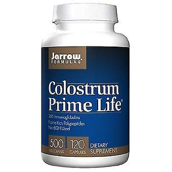 Jarrow Formulas Ternimaito Prime Life, 400 mg, 120 Korkkia