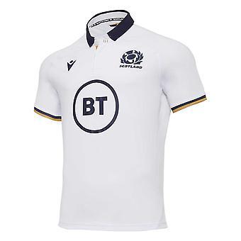 2020-2021 Scotland Away Rugby Replica Camisa