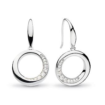 Kit Heath Bevel Cirque Cubic Zirconia Drop Oorbellen 5152CZ