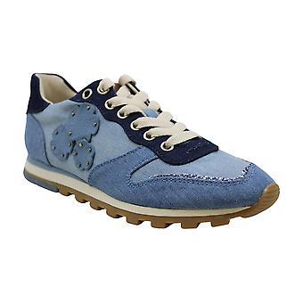 Coach Frauen's Schuhe C118 Low Top Lace Up Fashion Sneakers
