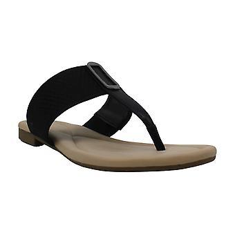 Alfani Women's Zapatos Hewitt Split Toe Casual Slide Sandalias