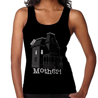 Psycho Norman Bates Home Mother Women's Chaleco