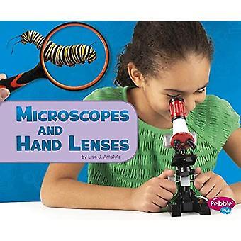 Mikroskoopit ja käsilinssit